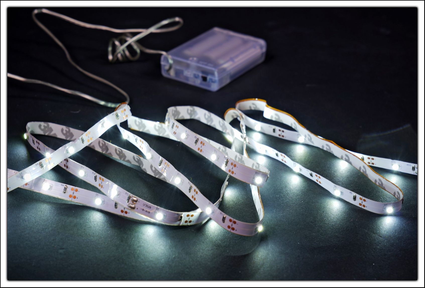 1477_LED_Strip Elegantes Led Leisten Mit Batterie Dekorationen