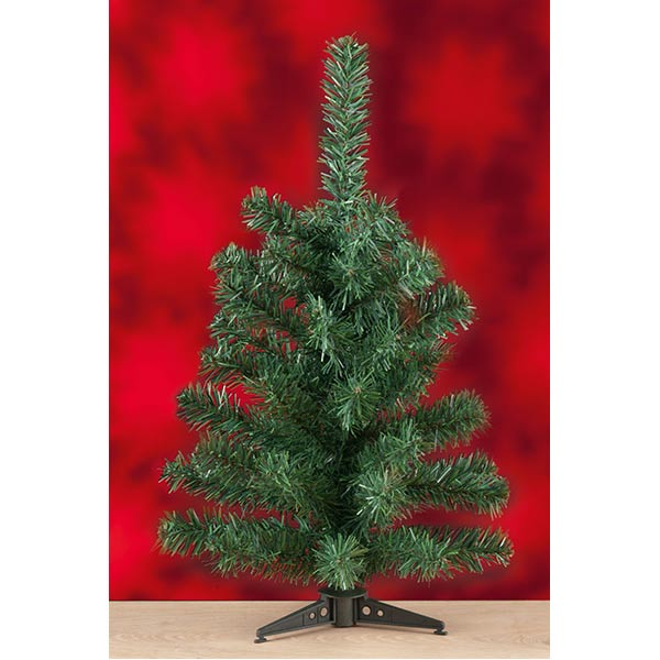 mini weihnachtsbaum 60cm 3 farben kleiner tannenbaum christbaum k nstlich ebay. Black Bedroom Furniture Sets. Home Design Ideas